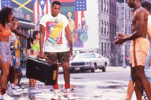 Spike Lee Do The Right Thing Shoes Do the right thing!